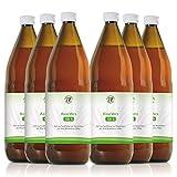Aloe Vera Bio-Direktsaft 100%   Handfiletiert   Reich an natürlic