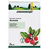Schoenenberger naturtrüber Fruchtsaft Acerola, 600 ml Lö