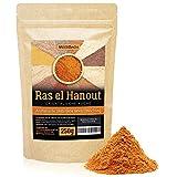 Ras el Hanout, orientalische Gewürzmischung, 250g gemahlenes Raz el