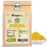 Bio Kurkuma Pulver 500g Kurkumawurzel gemahlen als Gewürz für Pa