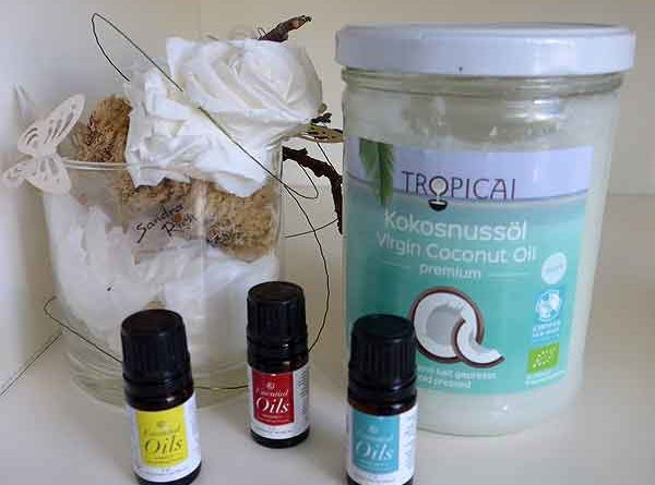Hausmittel Natur-Öle Aromaöl für Therapie