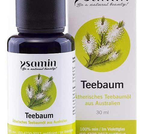 Teebaum-Öl ein Hausmittel aus Australien