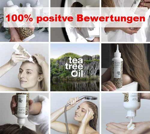 Shampoo Set Anti-Schuppenmittel gegen juckende Kopfhaut und Schuppenflechte, Pickel
